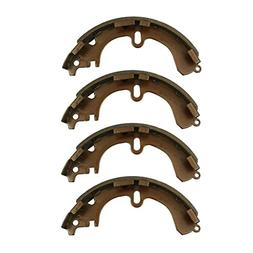 Beck Arnley 081-2677 New Brake Shoes