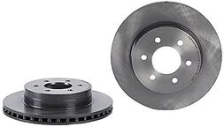 Brembo 09.7650.11 UV Coated Front Disc Brake Rotor