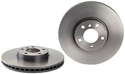 Brembo 09.9923.11 UV Coated Front Disc Brake Rotor