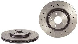 Brembo 09.A448.21 UV Coated Front Disc Brake Rotor