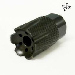 Low Concussion 1/2x28 Muzzle Brake Compensator 223/556/22 CO