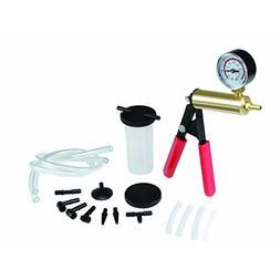 HFS  2 in 1 Brake Bleeder Vacuum Pump Test Tuner Tool Kit Ne