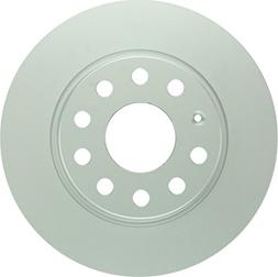 Bosch 14011491 QuietCast Premium Disc Brake Rotor, Rear