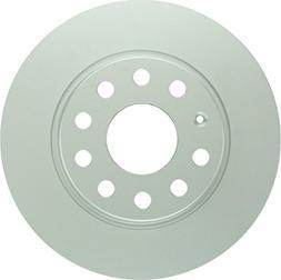 Bosch 14011491 QuietCast Premium Disc Brake Rotor, Rear