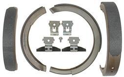 ACDelco 14781B Advantage Bonded Rear Parking Brake Shoe with
