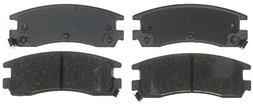 ACDelco 14D714CH Advantage Ceramic Rear Disc Brake Pad Set w