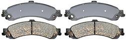 ACDelco 14D834CH Advantage Ceramic Rear Disc Brake Pad Set w
