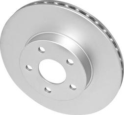 Bosch 16010223 QuietCast Premium Disc Brake Rotor, Front