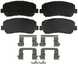 ACDelco 17D1623CH Professional Ceramic Front Disc Brake Pad