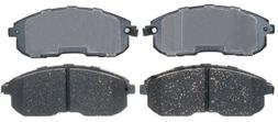 ACDelco 17D815C Professional Ceramic Front Disc Brake Pad Se