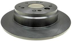 ACDelco 18A1611A Advantage Non-Coated Rear Disc Brake Rotor