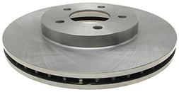 ACDelco 18A1707A Advantage Non-Coated Front Disc Brake Rotor