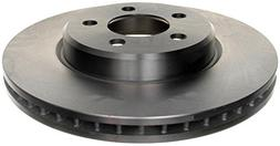 ACDelco 18A2342A Advantage Non-Coated Front Disc Brake Rotor
