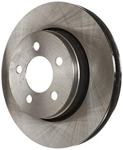 ACDelco 18A2469A Advantage Non-Coated Front Disc Brake Rotor