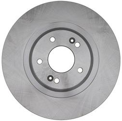 ACDelco 18A81010A Advantage Non-Coated Front Disc Brake Roto