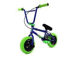 "2017 FatBoy Assault Mini 10"" BMX Bicycle Freestyle Tire Bike"