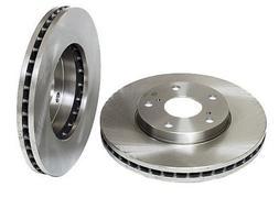 Brembo 25358 Front Ventilated Brake Rotor
