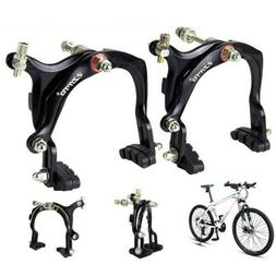 2Pc Road Bicycle Brake Caliper Set Front and Rear Bike Side