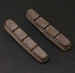 2x Carbon Brake Pads-Cork Composite-SRAM Force/RED/ZIPP/HED