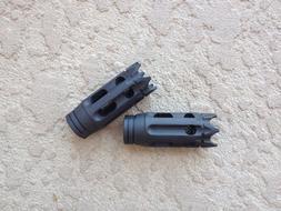 .308 Dragon Muzzle Brake 5/8x24 Pitch - Free Crush Washer!