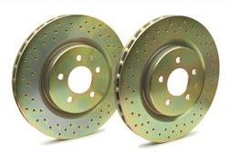 Brembo 33S50214 Sport Drilled Rear Rotors