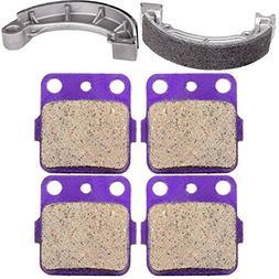 ECCPP 351 FA84 Replacement Brake Pads Brake Shoes Kits Fit f