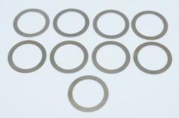 5/8 x 24 Shim Barrel Muzzle Brake Alignment Kit .308 7.62 in