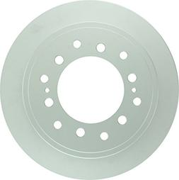 Bosch 50011237 QuietCast Premium Rear Disc Brake Rotor, Rear
