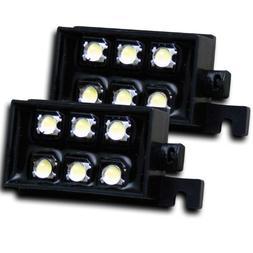 AnzoUSA 531049 LED Bed Rail and Multi Purpose Light Kit -
