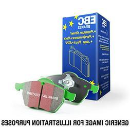 EBC Brakes EBC 7000 Series Greenstuff SUV Supreme Compound D