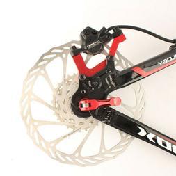 7/8 Inch MTB Bike Disc Brake Rotor Mount Rear Post Caliper 1