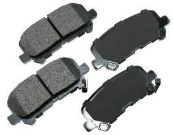 Akebono ACT1281 ProACT Ultra-Premium Ceramic Brake Pad Set