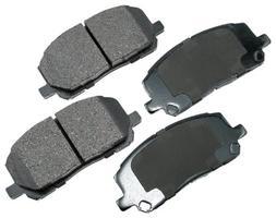 Akebono ACT884 ProACT Ultra-Premium Ceramic Front Brake Pad