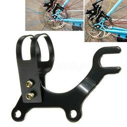Adjustable Bike Disc Brake Bracket Frame Adaptor Mounting Ho
