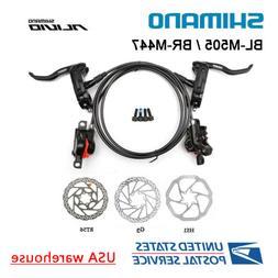 SHIMANO Alivio BL-M505 BR-M447 2 Pistons Hydraulic Disc Brak