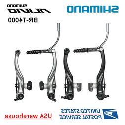 Shimano Alivio BR-T4000 V-Brake Caliper Trekking MTB Bike Fr