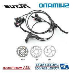 SHIMANO Altus BR-BL-M315 MT200 Hydraulic Disc Brake Set Bicy
