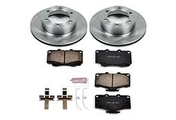 Autospecialty KOE1233 1-Click OE Replacement Brake Kit