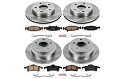 Autospecialty KOE2148 1-Click OE Replacement Brake Kit