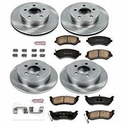 Autospecialty KOE2162 1-Click Replacement Brake Kit Automoti