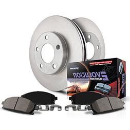 Autospecialty  Daily Driver OE Brake Kit, Rear