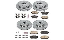 Autospecialty  1-Click OE Replacement Brake Kit