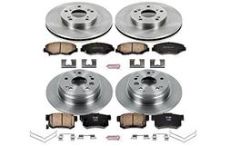 Autospecialty KOE5389 1-Click OE Replacement Brake Kit