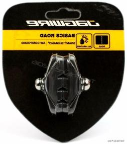 Jagwire Basics Comp Road Bicycle Caliper Brake Pad Inserts -