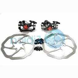 Avid BB7 Mechanical Front/Rear Disc Brake with 180mm G2 Clea