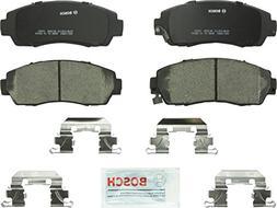 Bosch BC1089 QuietCast Premium Ceramic Front Disc Brake Pad