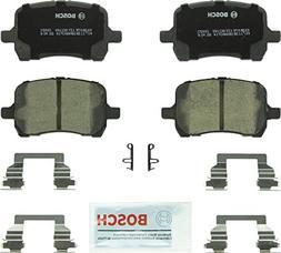 Bosch BC1160 QuietCast Premium Ceramic Front Disc Brake Pad