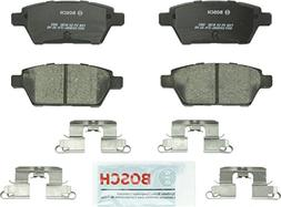 Bosch BC1161 QuietCast Premium Ceramic Rear Disc Brake Pad S