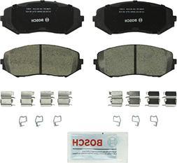 Bosch BC1188 QuietCast Premium Ceramic Front Disc Brake Pad