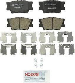 Bosch BC1212 QuietCast Premium Ceramic Rear Disc Brake Pad S